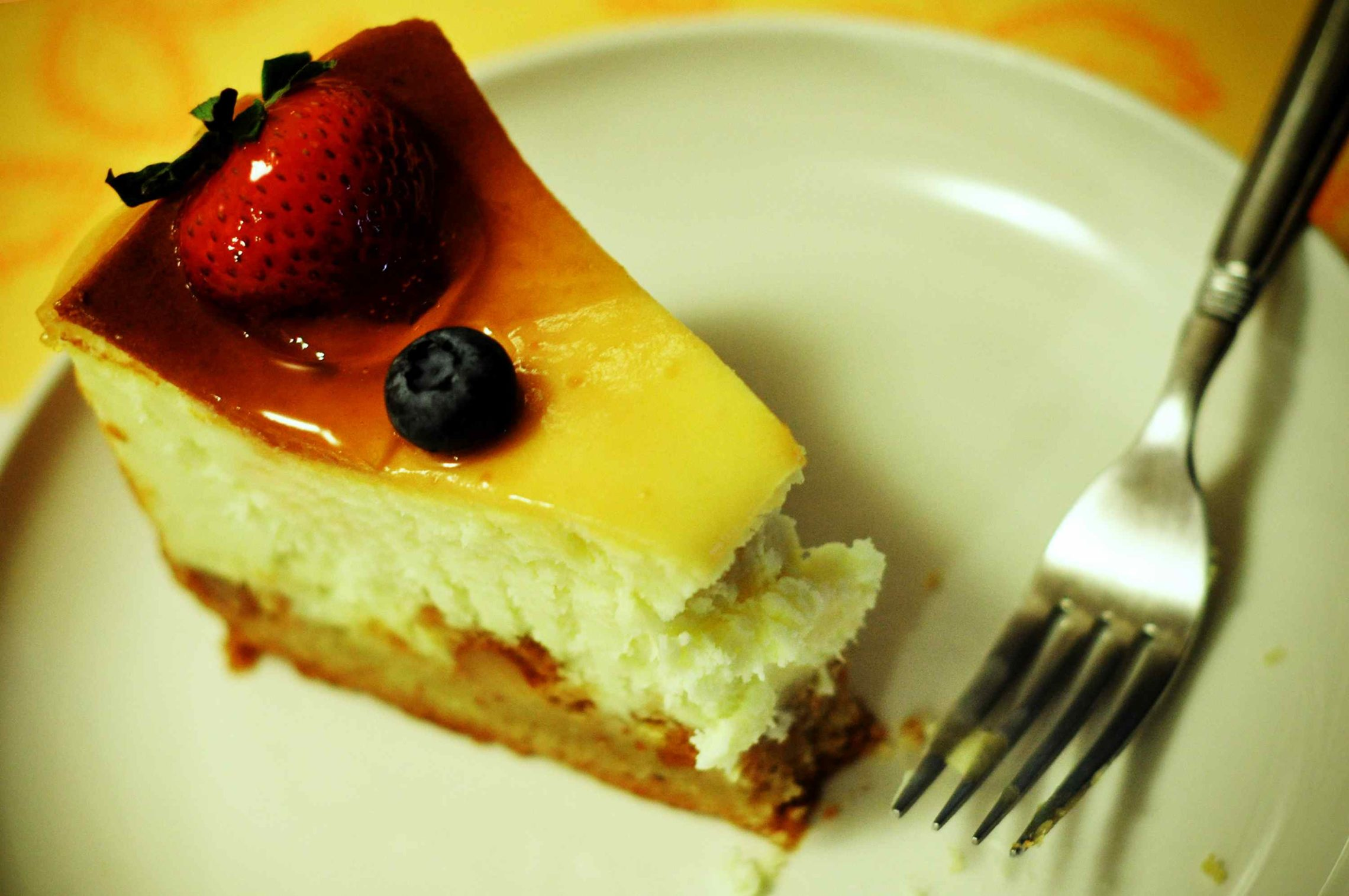 The Perfect Cheesecake – Pan'e Dolci Bakery, Fort Lauderdale, FL