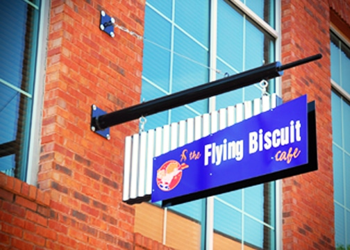 The Flying Biscuit – Atlanta, GA