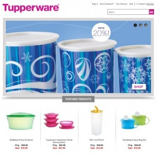Best Deal of Tupperware for Christmas – Sale Dec. 5-6