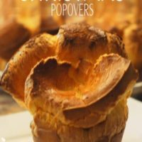 Christmas Popovers from Mom