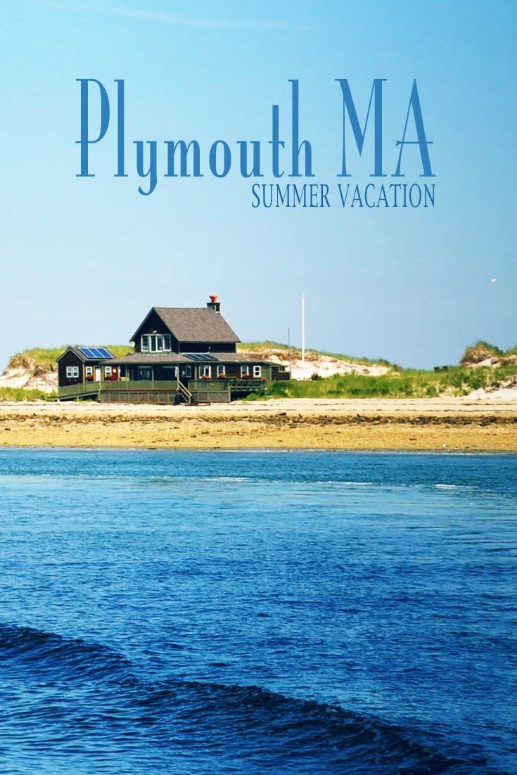 Summer Vacation in Plymouth, Ma is a beautiful. place for a summer vacation or just hanging out on the beach. I love the fishing and whale watching.