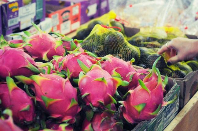 To Market I GO but with Rowena – Ballut anyone?