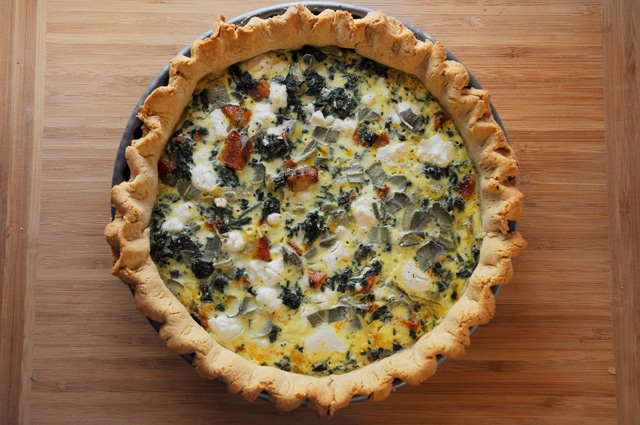 Portench Quiche