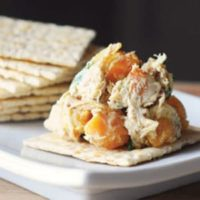Easy Chicken Salad Recipe with Apricots