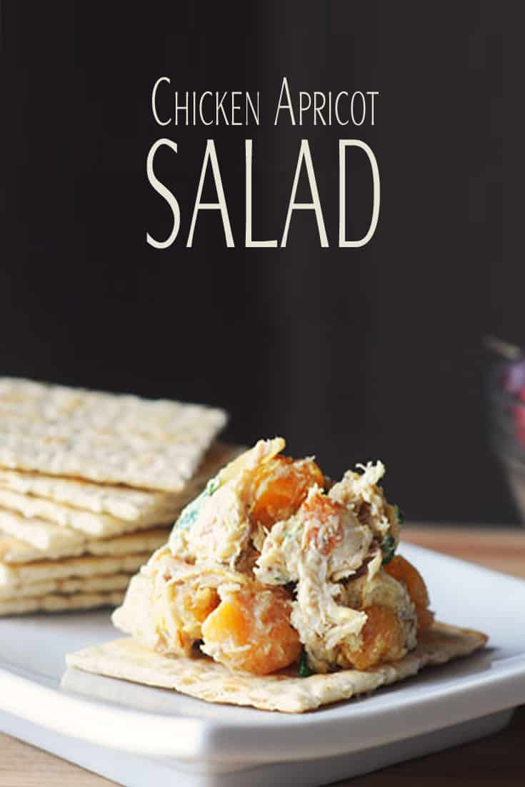 Chicken Apricot Salad