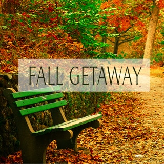 Vacation in New England for Fall