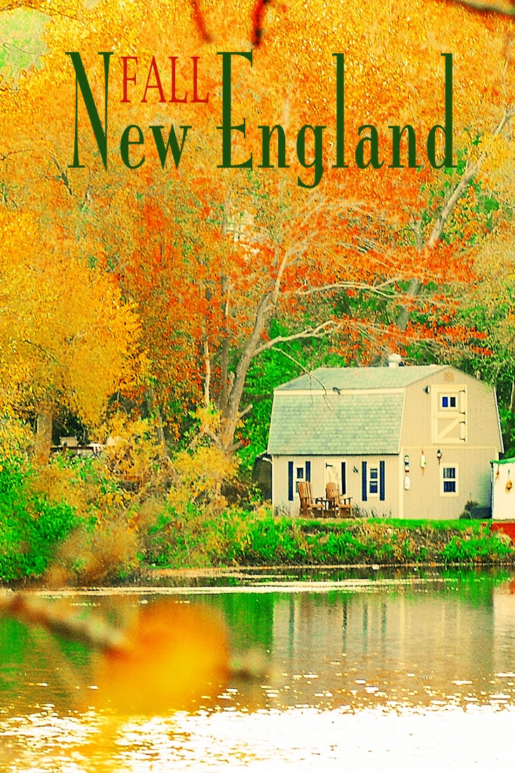 Fall in New England is one of my favorite times of the year. Fall is a wonderful time for a weekend getaway.