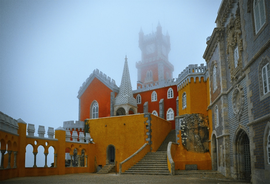 Portugal Sintra Belem