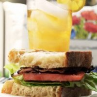 Applewood Bacon BLT with Maple Mayo