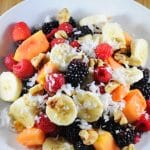 Breakfast Berry Bowl