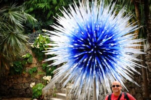 Easter Colors at Fairchild Tropical Botanic Garden