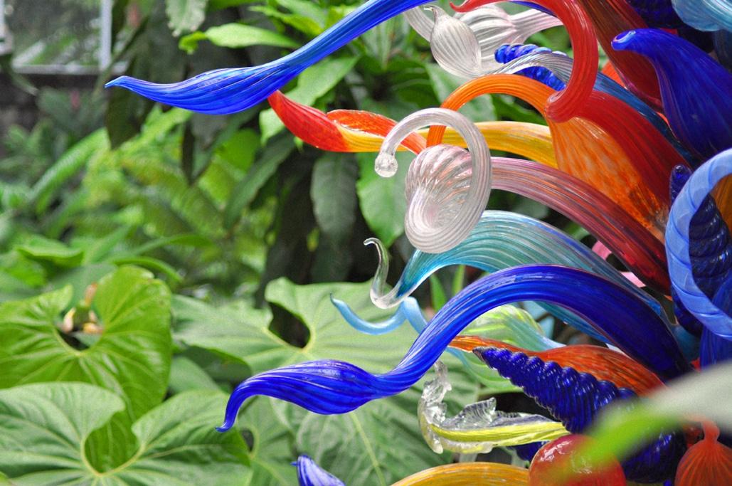 Easter Colors Fairchild Tropical Botanic Garden