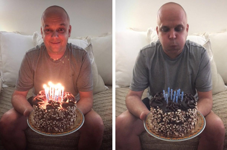 Happy 40th Birthday Dinner for Jeffrey