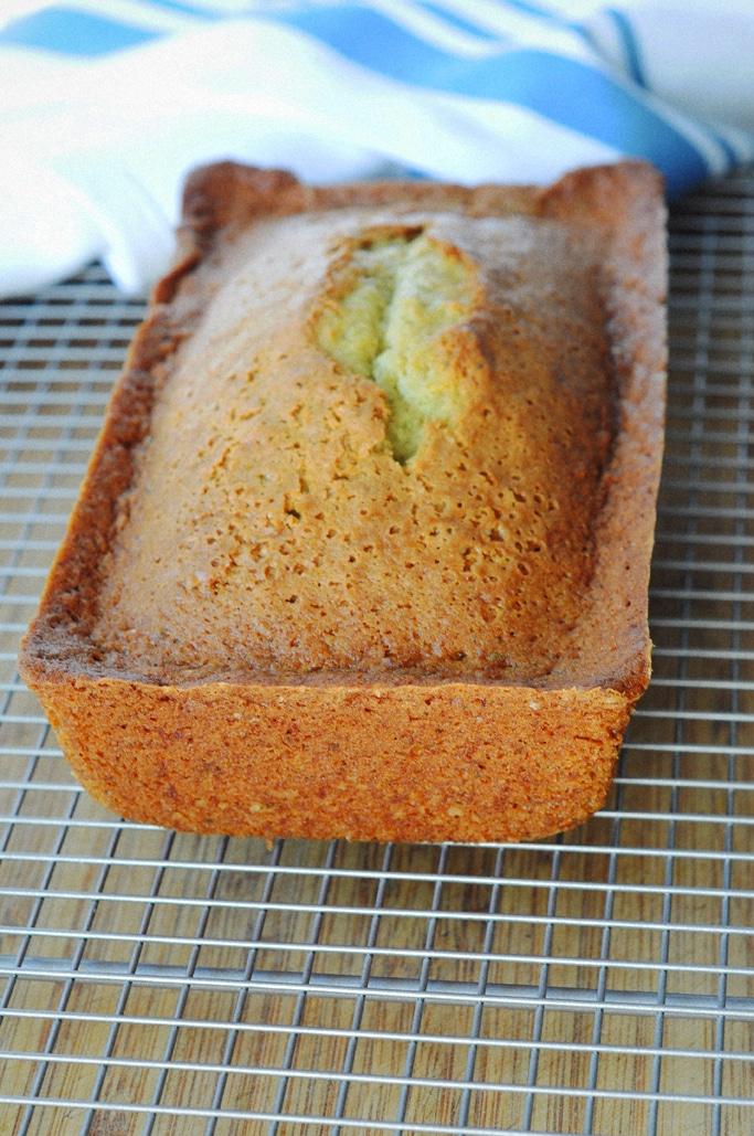 Super Moist Zucchini Bread