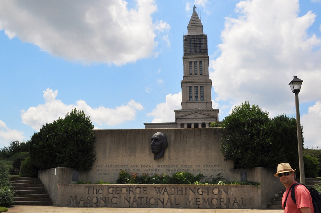 george washington masonic memorial