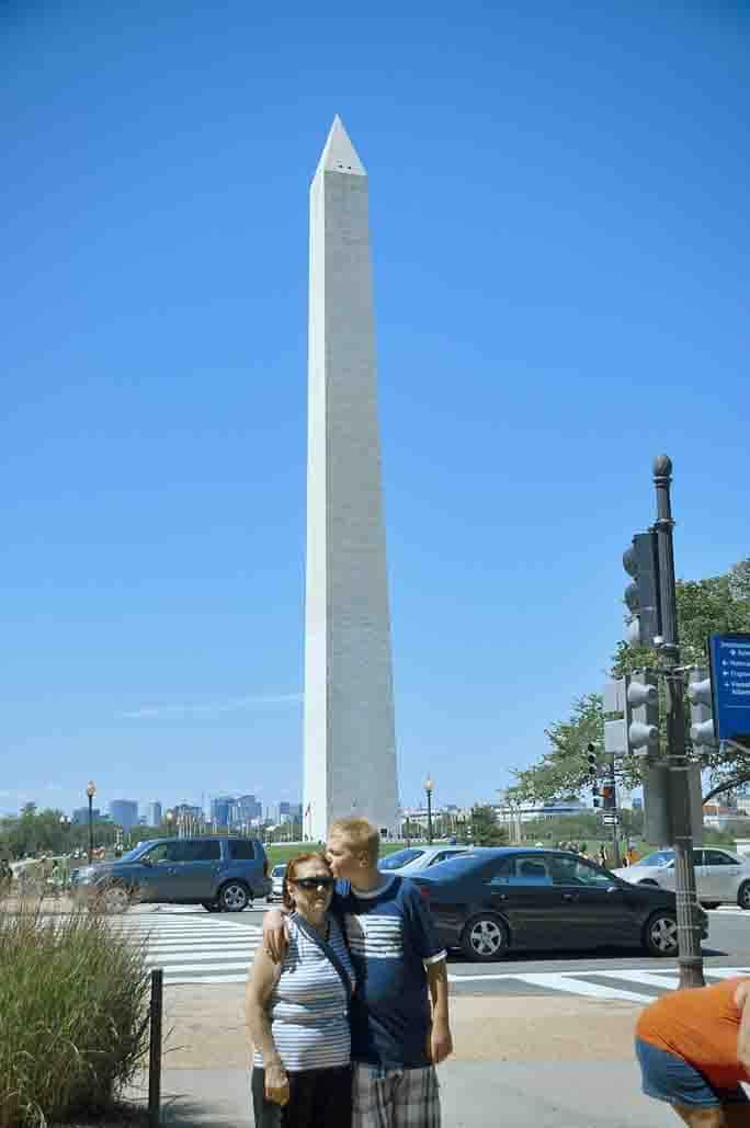 Traveling Kids Washington DC
