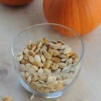 Roasted Pumpkin Seed with Himalayan Salt
