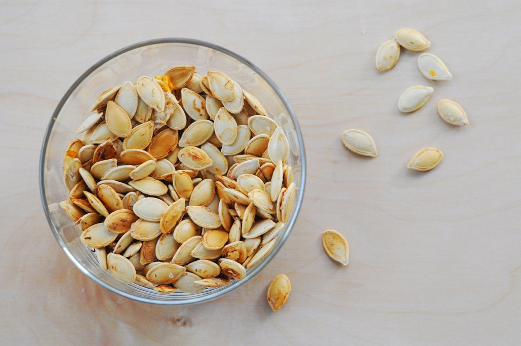 Roasted Pumpkin Seed with Himalayan Salt
