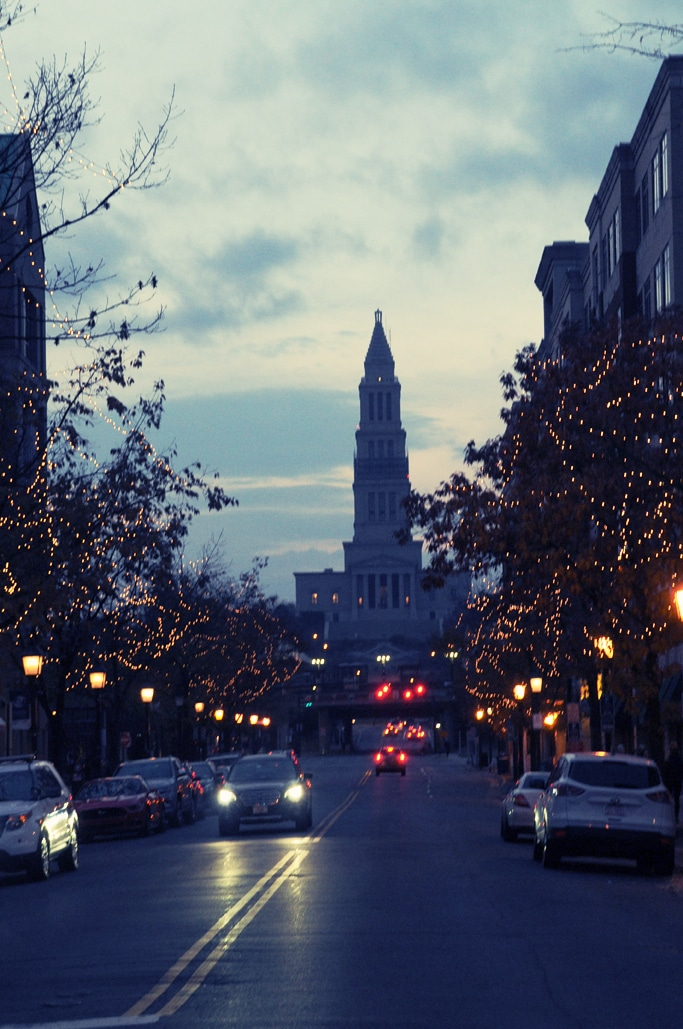 Christmas in Old Town Alexandria