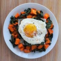 A healthy Thanksgiving breakfast that will keep you satisfied til the main event!