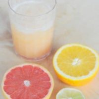 Weight Loss Grapefruit Juice
