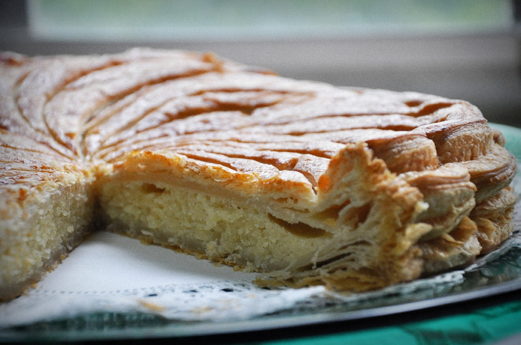 Celebrating 3 Kings Day with a Galette des Rois