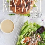 Eating VEGAN KEY West