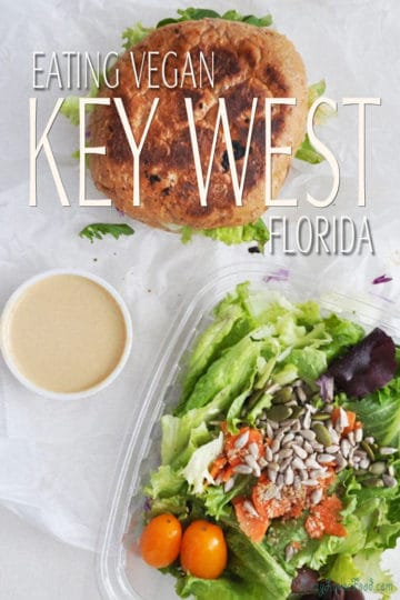 Eating Vegan in Key West Florida