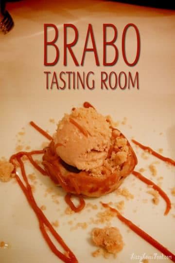 Anniversary Dinner at Brabo Restaurant
