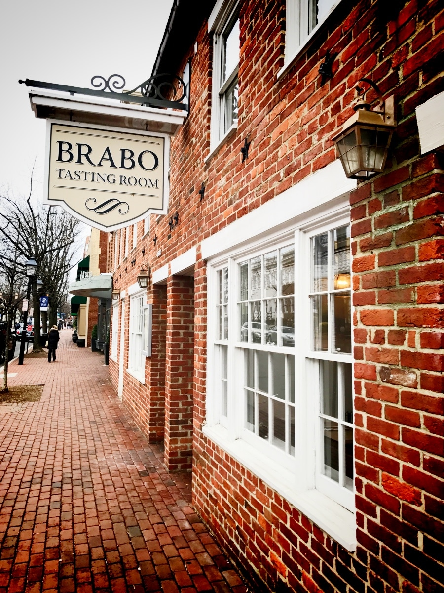 Anniversary Dinner at Brabo Restaurant