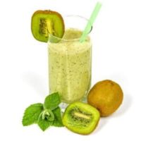 Kiwi Kale Smoothie Supports Weight Loss