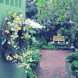 Historical Garden Week in Alexandria, VA