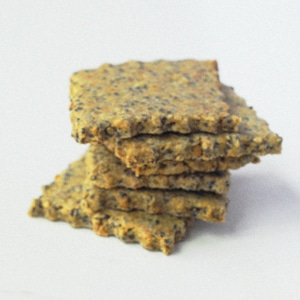 Multi Seed Gluten-Free Crackers