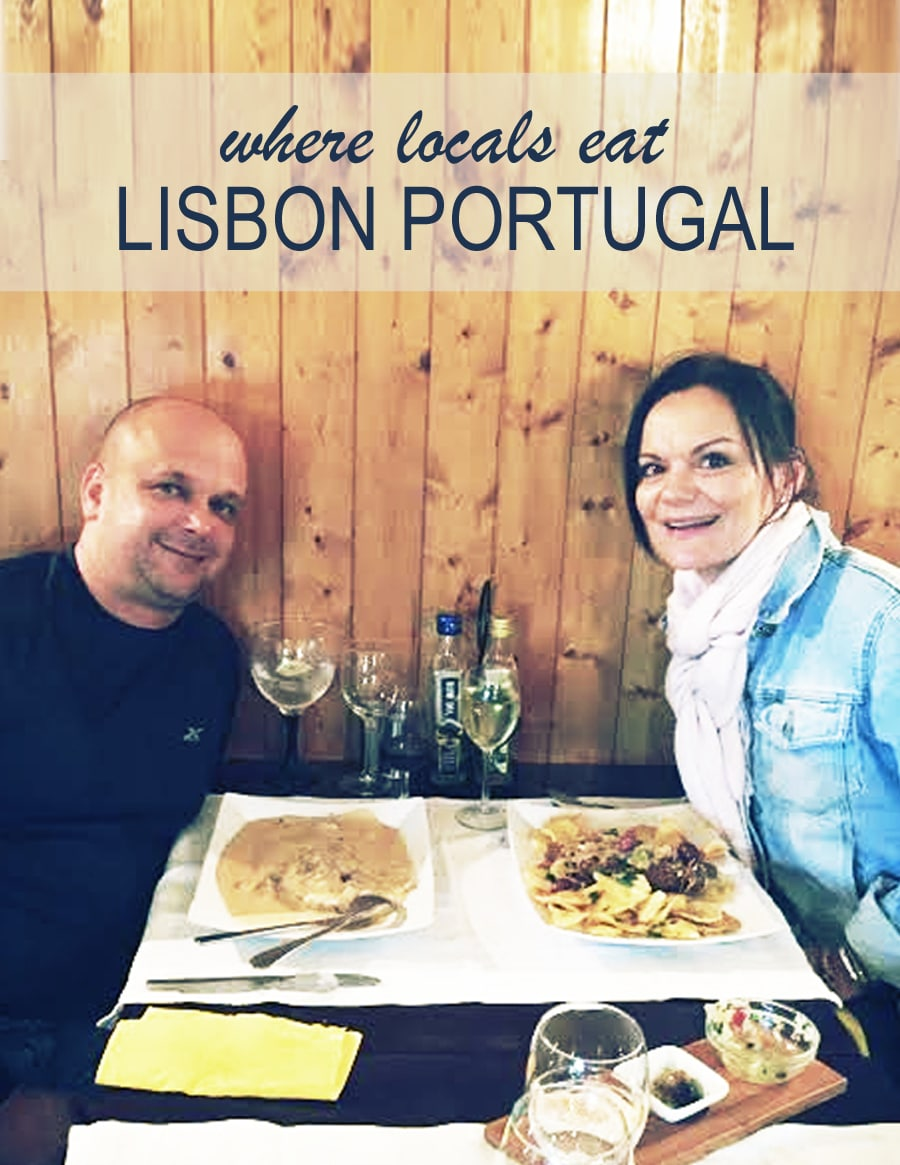 Here are theRestaurants Where Locals Eat in Lisbon Portugal.