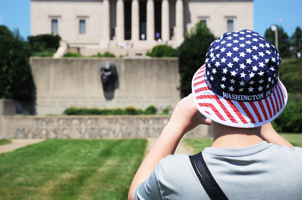 Tips on Touring Washington DC with Teenagers