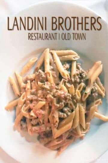 Landini Brothers Restaurant | Old Town, VA