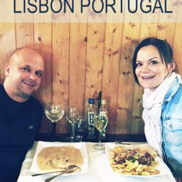 Restaurants Where Locals Eat in Lisbon Portugal