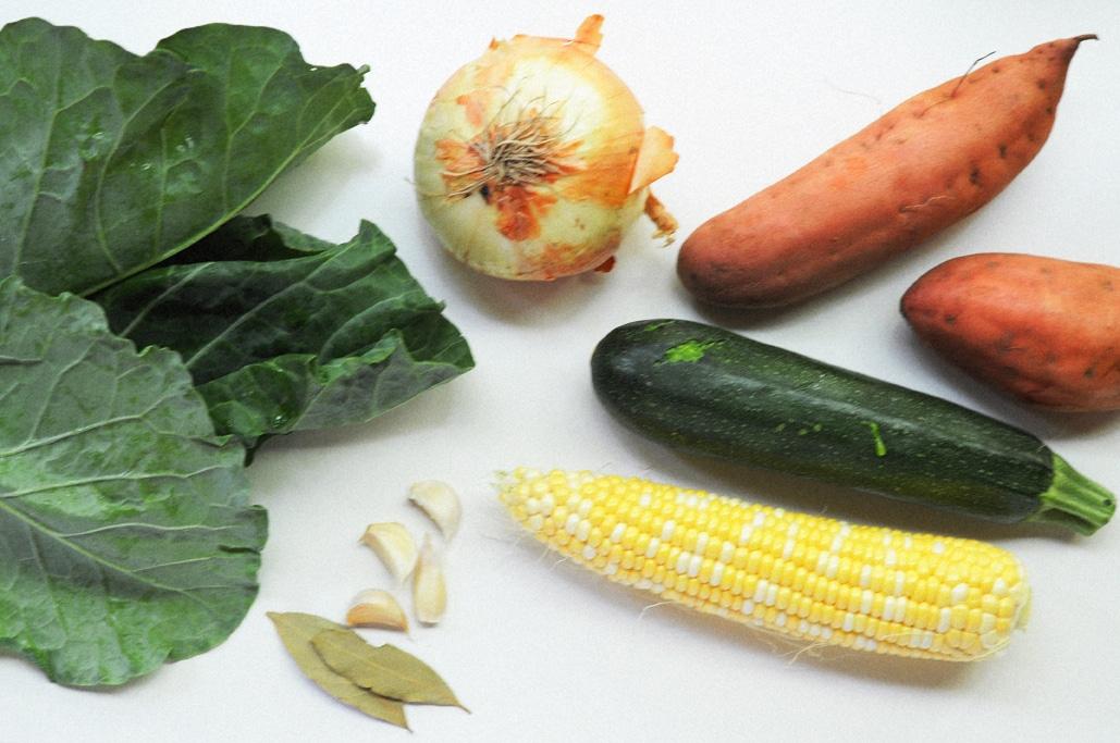 vegan summer vegetable soup recipe