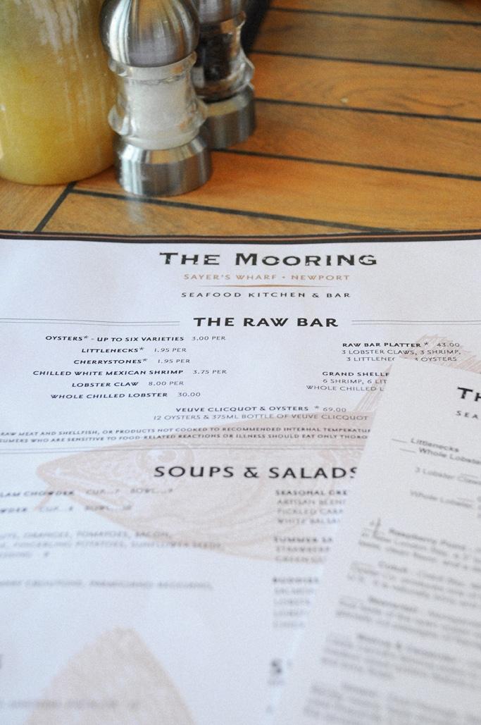 The Mooring Newport RI