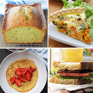 End of Summertime Recipes for the Weekend