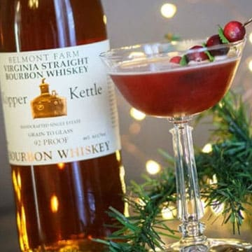 Virginia Christmas Cocktails Recipe