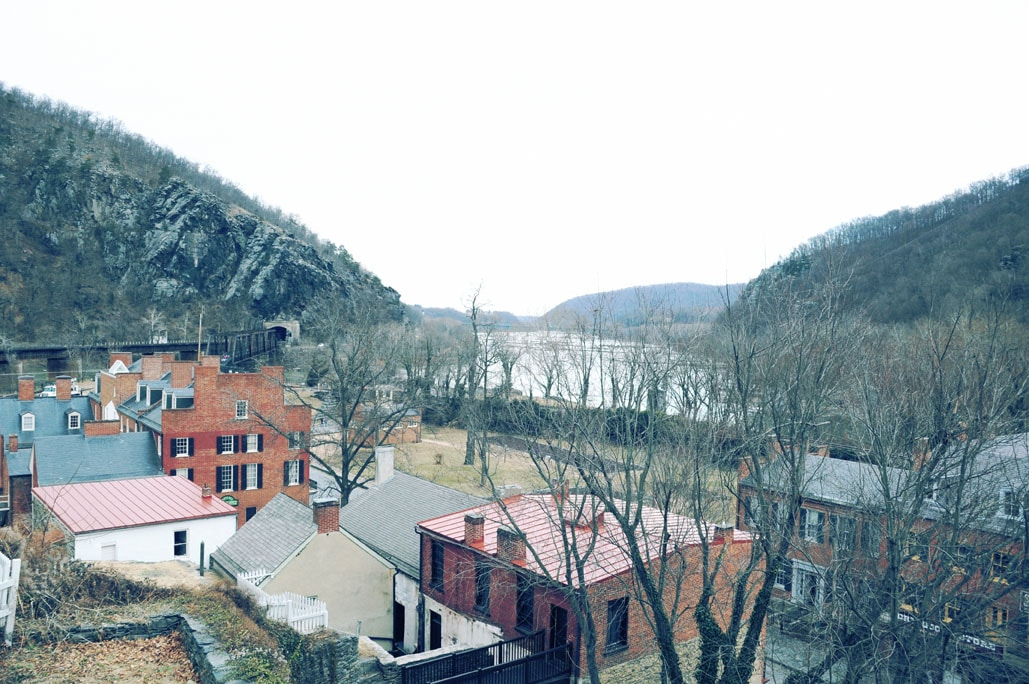 Harpers Ferry West Virginia