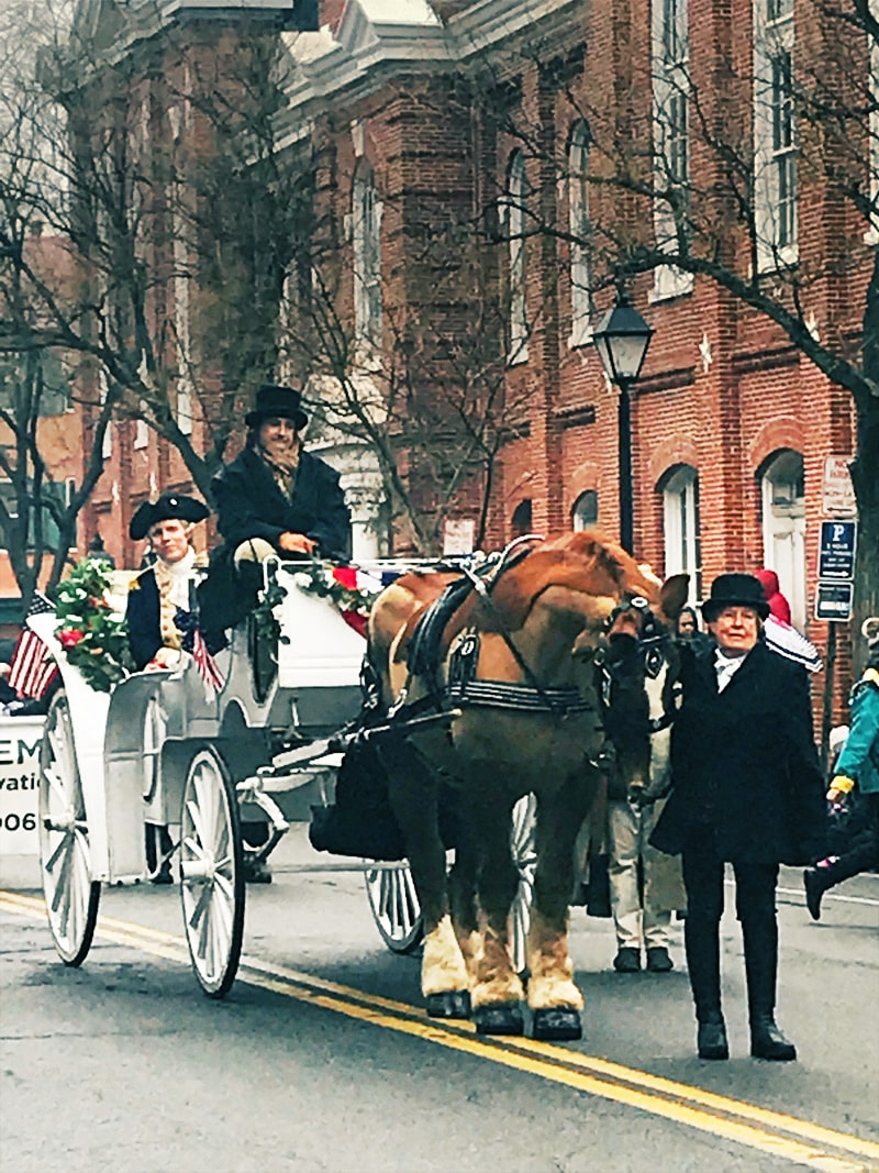 George Washington Birthday Parade