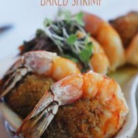 New England Baked Shrimp from Hemingways