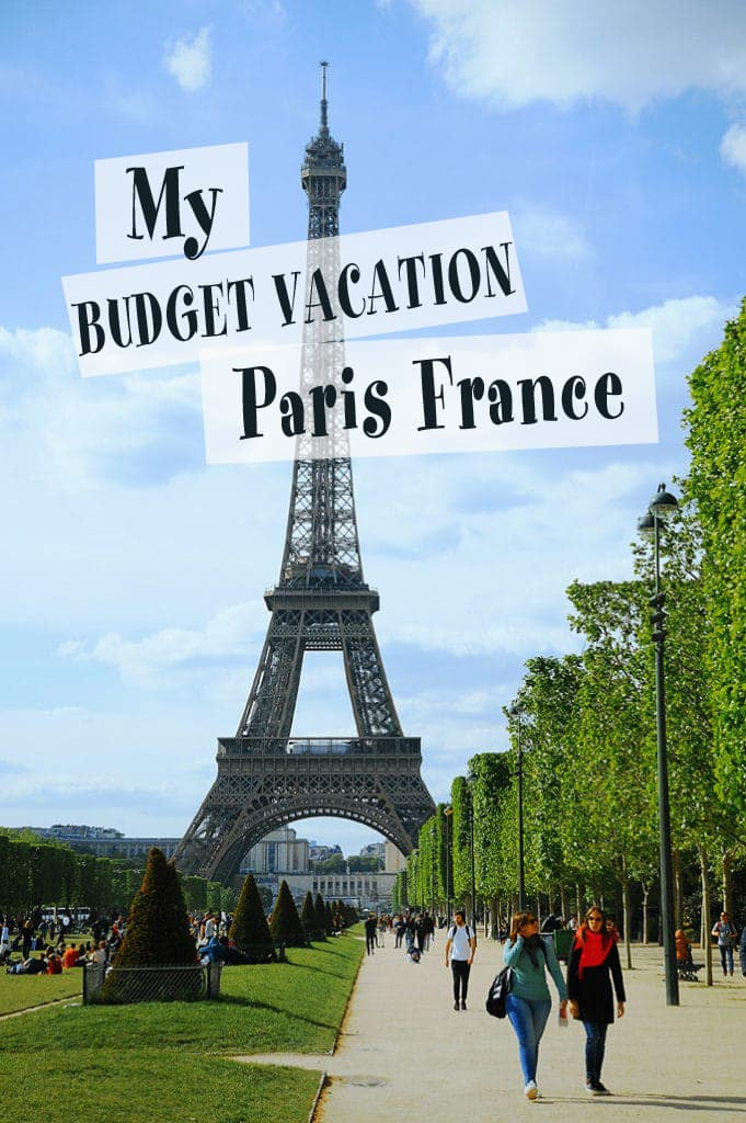When I plan a Paris vacation I always look on ways to save. To make my Paris vacation to France affordable I planned my trip during off seasons for best rates.
