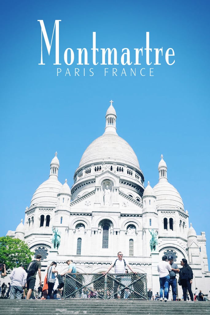 Montmartre in Paris was our favorite place to visit. It still has the old world charm that has been untouched by progress or the over populated neighborhoods that you find near the Seine River.