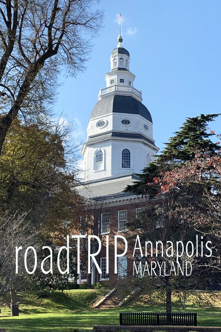 Road Trip to Annapolis Maryland