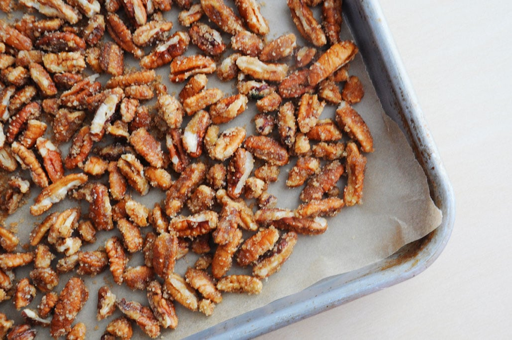 How to Make Candied Pecan