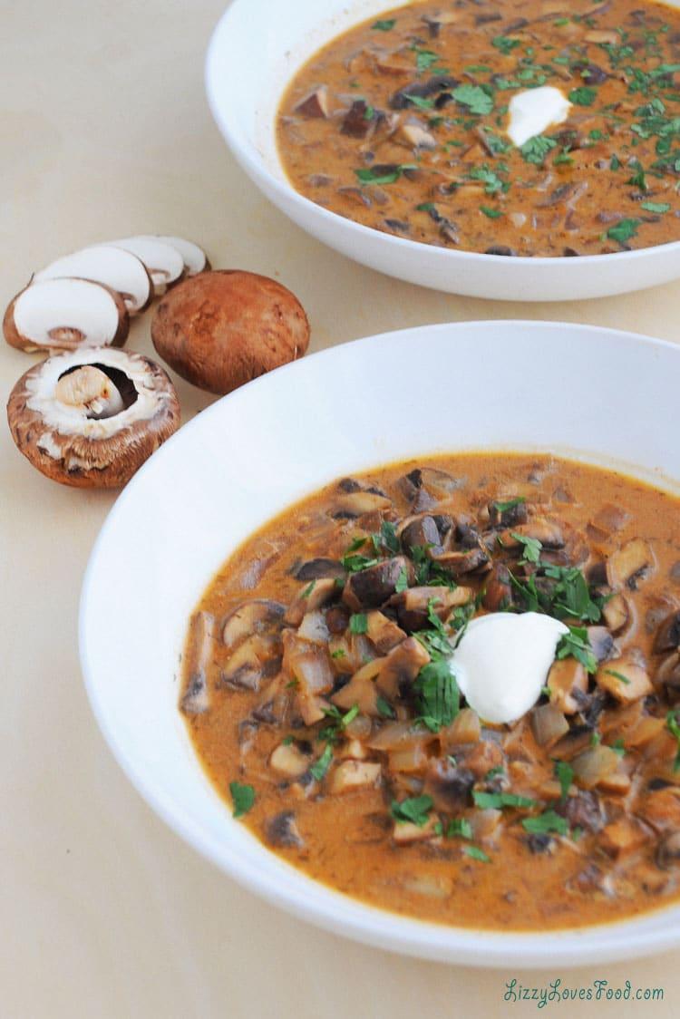 Low-Carb-Mushroom-Soup