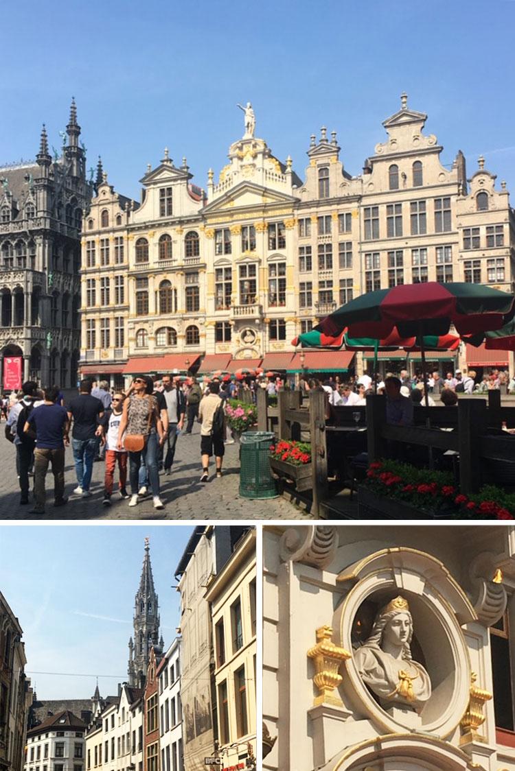 Brussels Belgium Centre